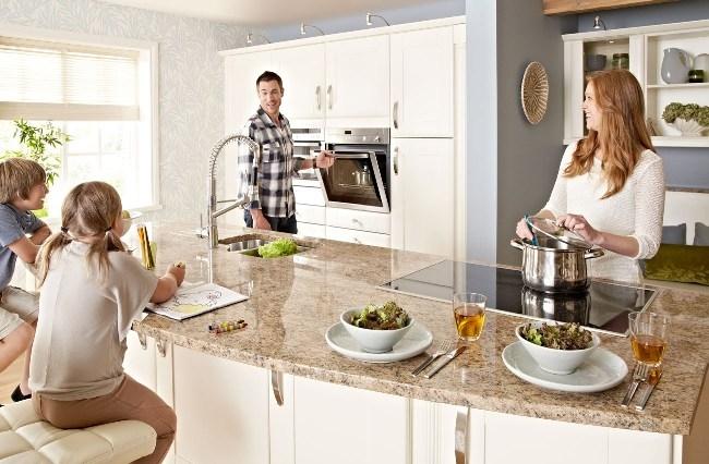 Keittiö ja kodinhoito
