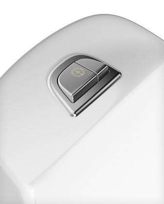 WC-istuin GBG Nautic HF 1596 2-H korkea S-lukko kanneton