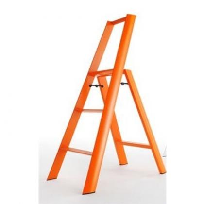 Lucano 3-porrasjakkara oranssi
