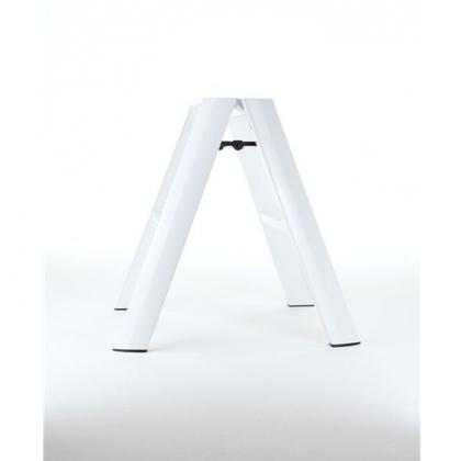 Lucano 2-porrasjakkara valkoinen