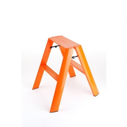Lucano 2-porrasjakkara oranssi