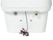 Kuivakäymälä Separett Villa 9010 toimitettuna
