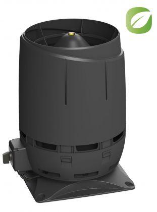 Huippuimuri Vilpe ECo125S Flow + as.sarja 300X300 musta