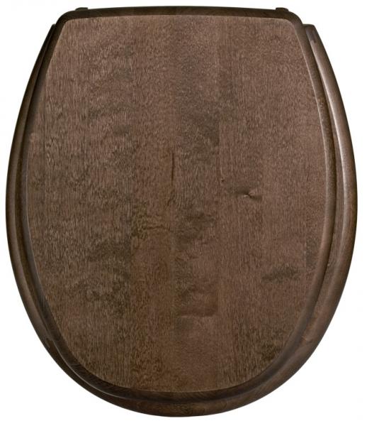 Wc-istuinkansi Kanwood, koivu, tumma pähkinä väri