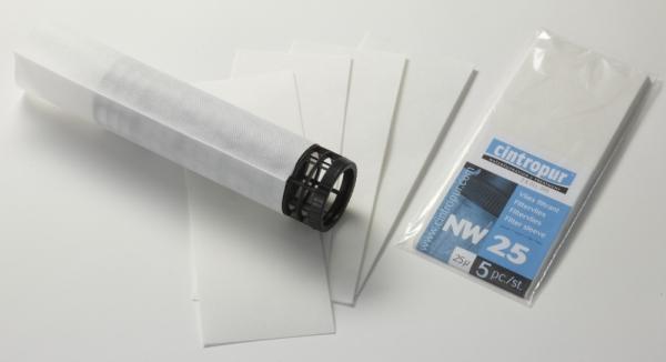 Suodatinsukka-pakkaus NW25/50 mikr