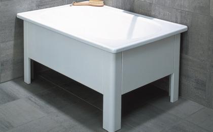 Istuma-amme Svedbergs 1250 emaliamme 105x70x51cm