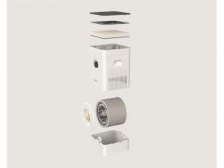 Ilmanpuhdistaja+ kosteuttaja+tuoksuttaja Boneco H300 HYBRIDI