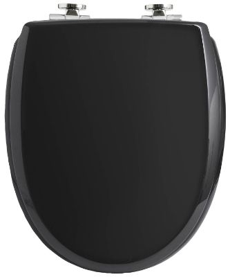 Wc-seat cover Kan 3001 Exclusive, matte graphite, soft close