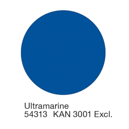 Wc-kansi Kan 3001 Exclusive, ultramariini, soft close