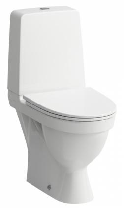 Laufen wc-istuin Kompas piilo P-lukko