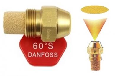 Öljypoltinsuutin Danfoss alk.