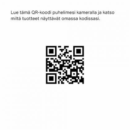 PESUALLAS GLOW PYÖRISTETTY 11460-01 400 HANAREIKÄ VASEN