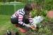 Biolan puutarhakompostori 900 vihreä