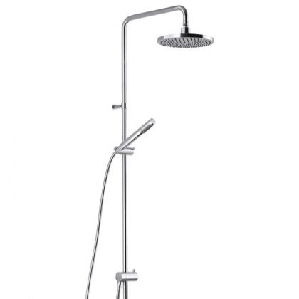 Kattosuihkusetti Mora Rexx Shower System S6 kromi
