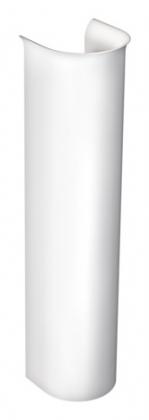 Pesualtaan jalka Gustavsberg Estetic 60cm mattavalkoinen