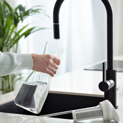 Vedenpuhdistuskannu AQVA GLASS