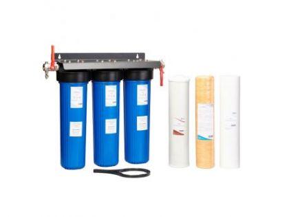 Vesisuodatinyhdistelmä Aqva XL - suodattaa rautaa-mangaania-humusta