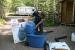 Biolan Erotteleva Kuivikekäymälä tummanharmaa