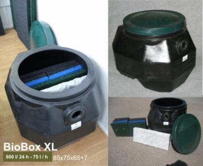 Biobox XL -puhdistamo