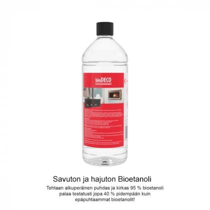 Polttoaine Bioetanoli Kratki biotakkaan
