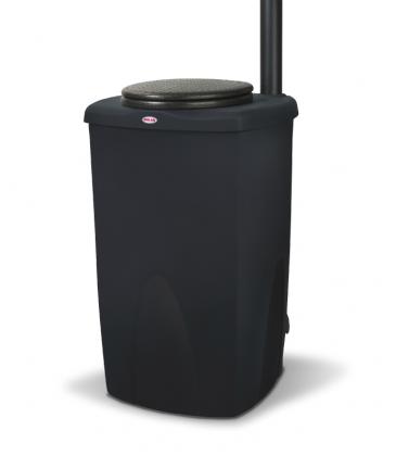 Biolan Kompostikäymälä ECO tummanharmaa