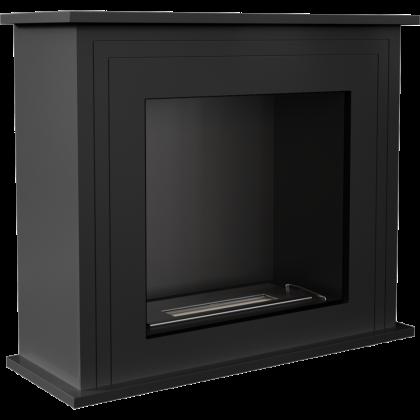 Biofireplace Kratki JUNE floorstanding, Black