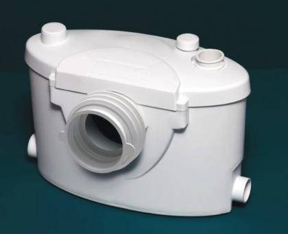 Silppuripumppu Planus Broysan pienjätevesipumppaamo - wc, pesuallas,bidet,suihku