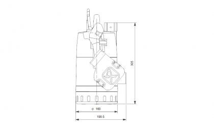 Grundfos Unilift CC5A-1