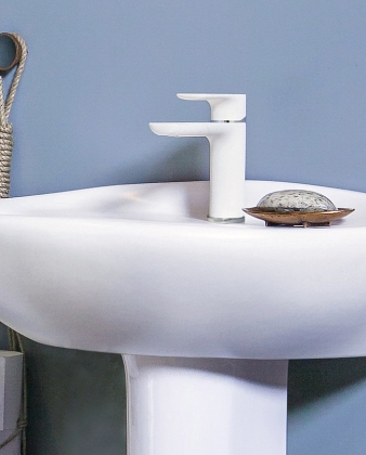 Pesuallas Gustavsberg Estetic 50cm mattavalkoinen