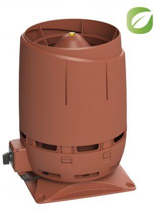 Huippuimuri Vilpe ECo125S Flow+ as.sarja 300X300 tiilenpunainen