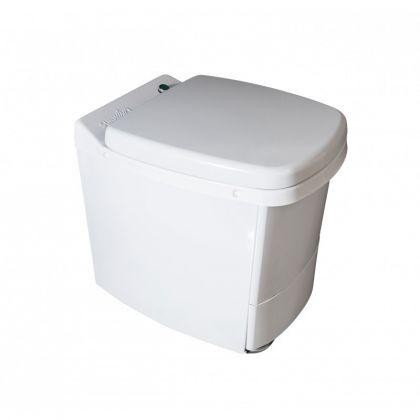 Polttava wc Sunwind El-dorado Pro