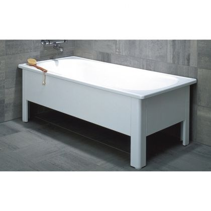 Emaliamme Svedbergs 1205 150x70x51 cm valkoinen