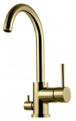 Tapwell keittiöhana Evo 184 PKV Honey Gold