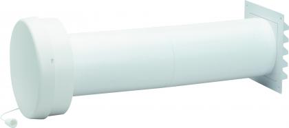 Korvausilmaventtiili Fresh F80, Ø81 mm