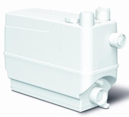 Grundfos Pienjätevesipumppaamo Sololift2 C-3, harmaille vesille