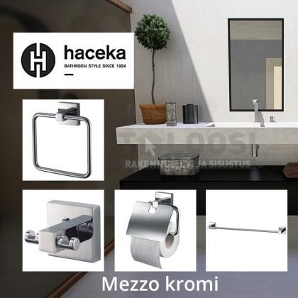 Haceka MEZZO set of 4, chrome