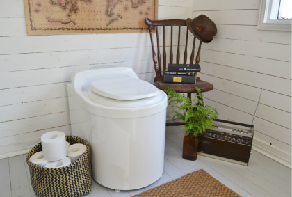 Biolan Icelett freeze-dry toilet