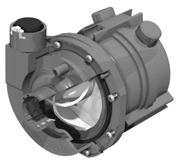 Vortex pumppu