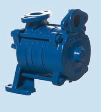 ISKU 302 VP pumppuosa