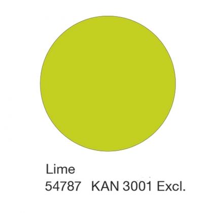 Wc-kansi Kan 3001 Exclusive, lime, soft close