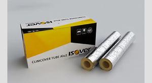 KANAVAERISTE CLIMCOVER TUBE ALU1 100/50 MM 9,6M