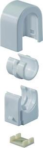 Putkikannake Uponor 16 - 20 mm 1 putkelle valkoinen