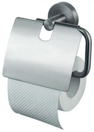 Haceka WC-paperiteline kannella, KOSMOS Tec harjattu teräs