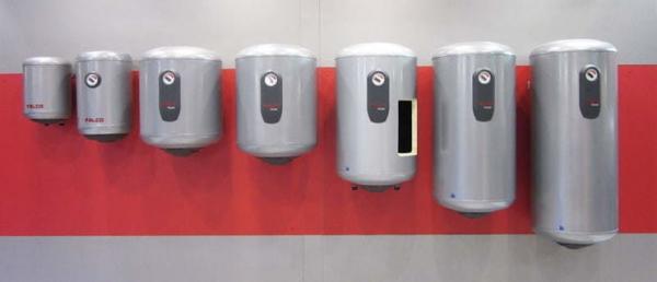 Lämminvesivaraaja ELCO Titan 120L Kierukalla vakaa (saunamalli)