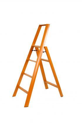 Lucano 4-porrasjakkara, oranssi