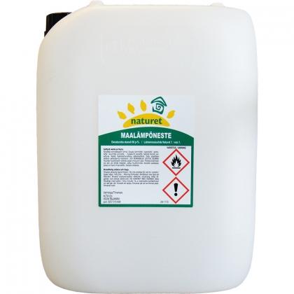 Maalämpöneste Naturet Geosafe 16kg 60% raaka liuos