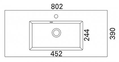 Valumarmoriallas Otsoson Minimeri 800C