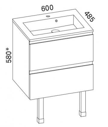 Valumarmoriallas Otsoson Minimeri 600C