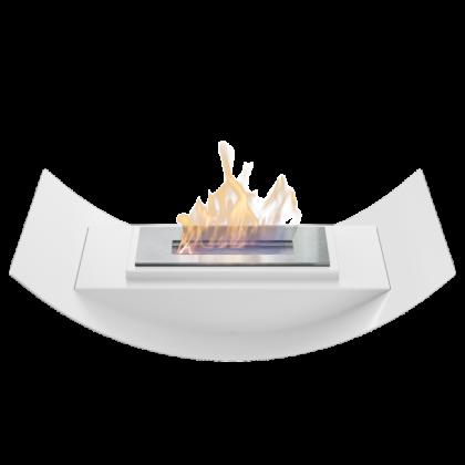 Biofireplace BIOMISA Mini White