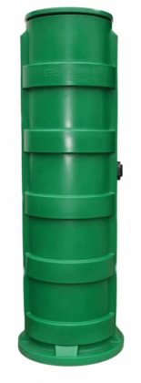 Näpsä Green 500 pienpumppaamo jätevedelle 400V